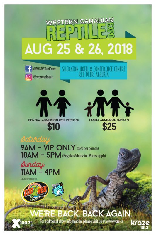 Western Canadian Reptile Expo