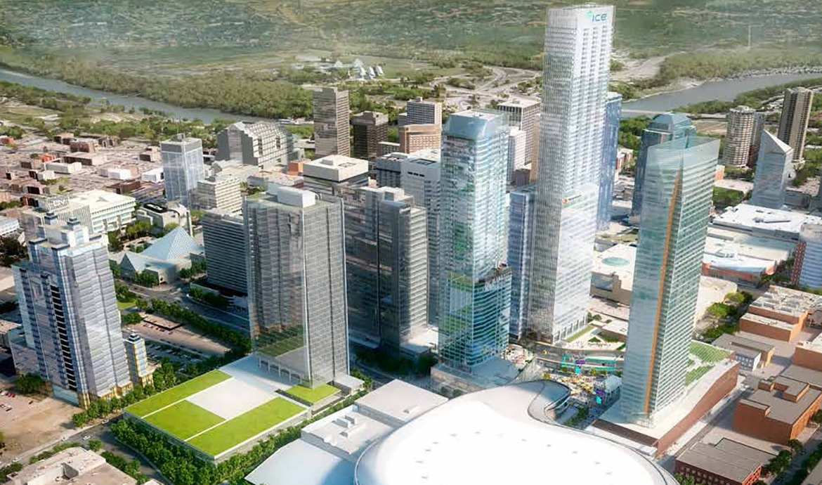 Check out Alberta's new tallest building.