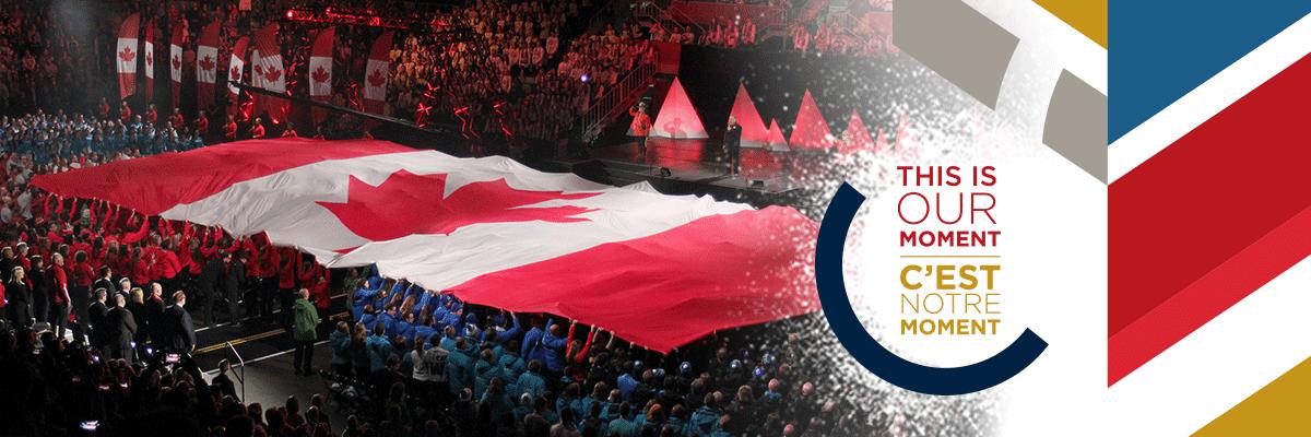 2019 Canada Winter Games Tix!