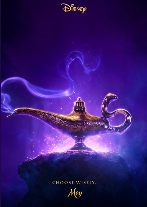 Time to get pumped up for Aladdin