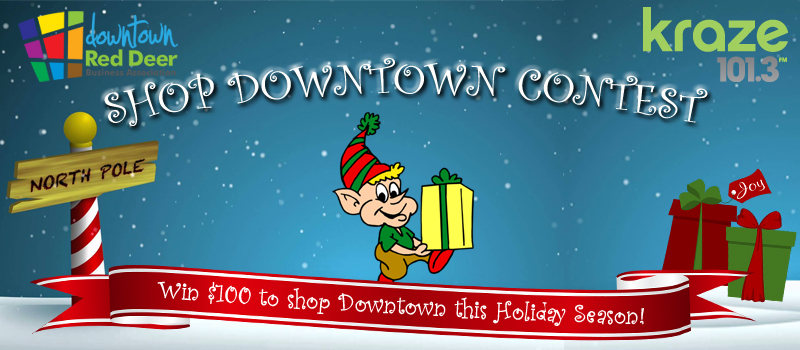 Shop Downtown with the DBA