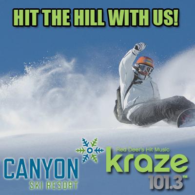 Kraze College Wednesdays - Canyon Ski Resort