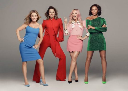 Spice Girls, minus 1, are reuniting!