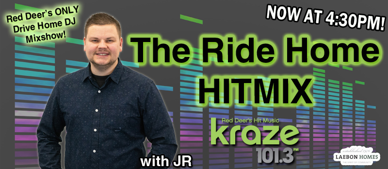 The Ride Home Hit Mix debuts today!
