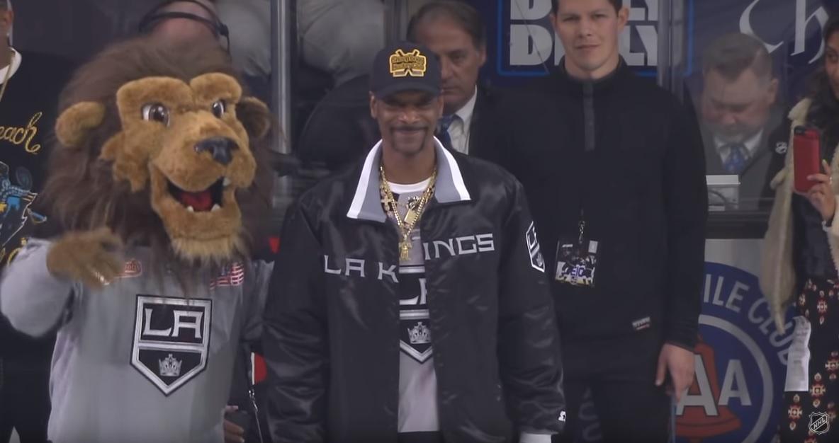 best sneakers ad22d a8780 Maple Leafs vs. Snoop Dogg. | KRAZE 101.3
