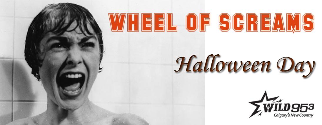 Wheel of Screams