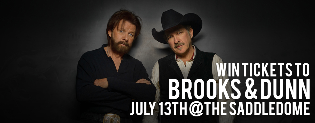 Win Tickets to Brooks & Dunn