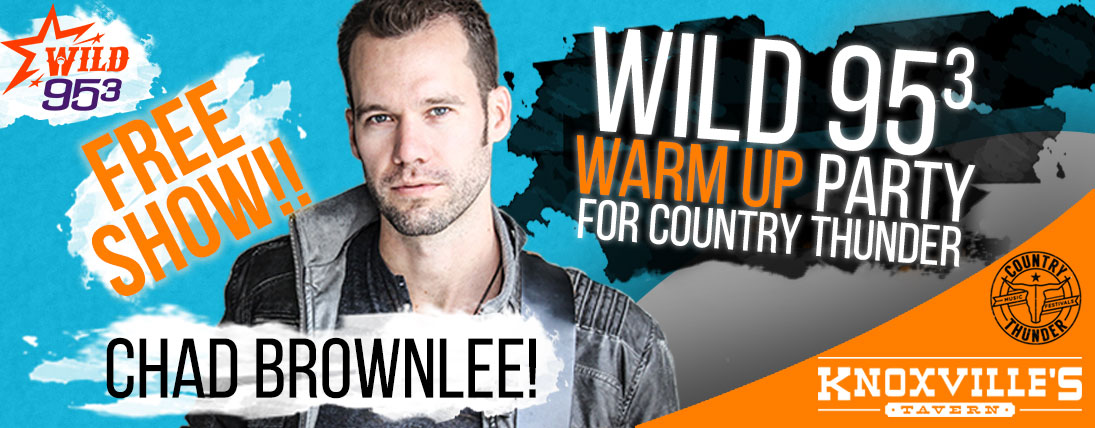 FREE CHAD BROWNLEE SHOW!