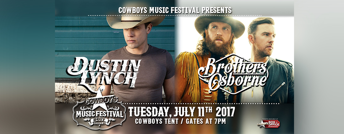 Win tickets to the Cowboys Music Festival