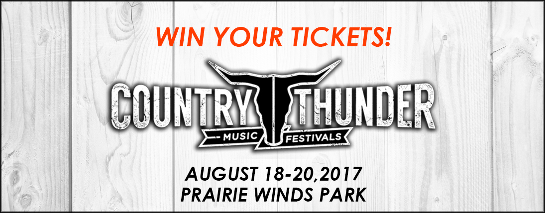 Country Thunder 2017