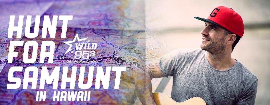 Hunt for Sam Hunt