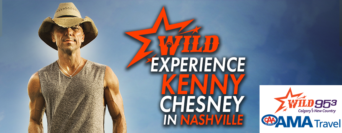 WILD Experience with Kenny Chesney!