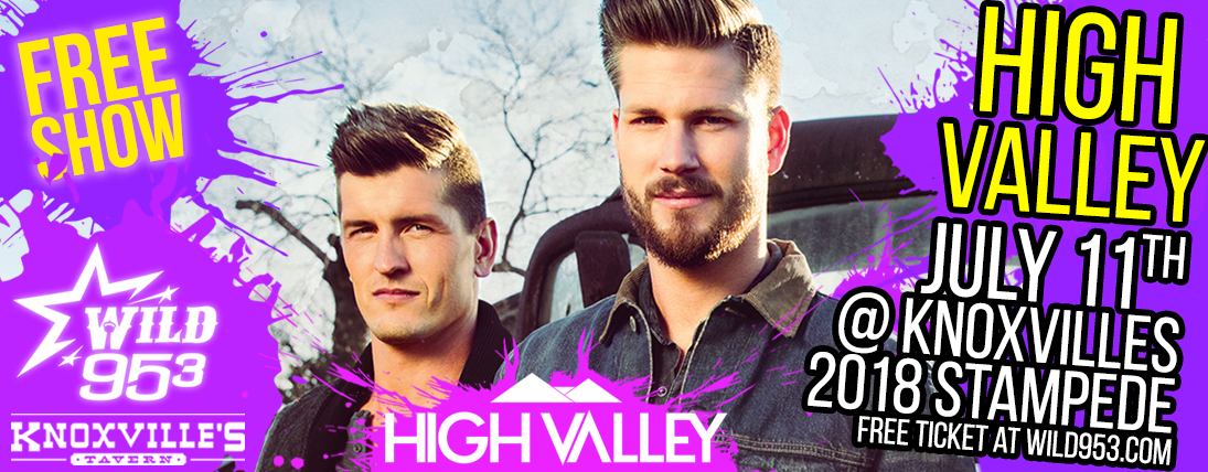 Win Tickets to High Valley