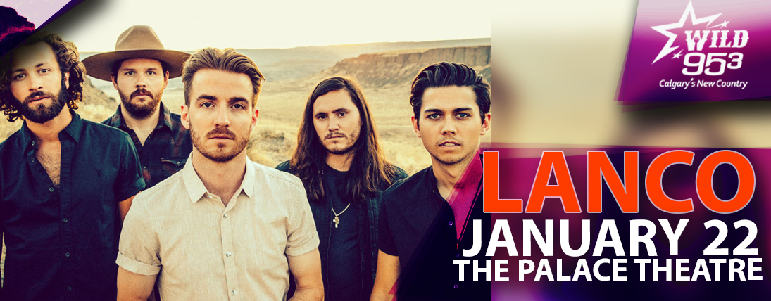 Get WILD with LANCO!