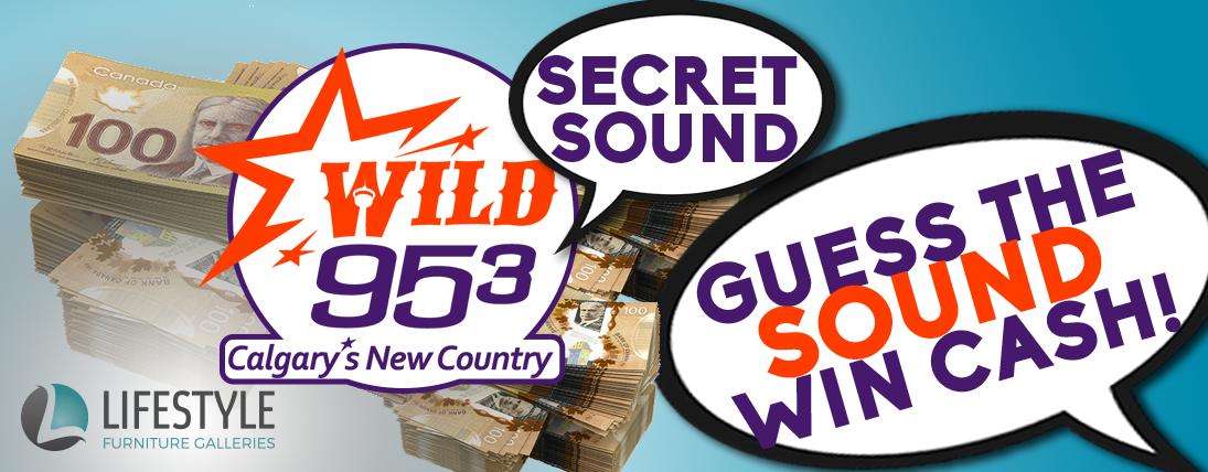 WILD 95.3 Secret Sound