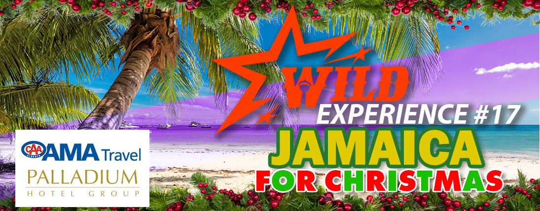 WILD Experience #17 – going to Jamaica!!