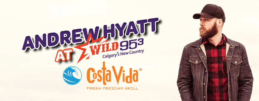 Get WILD with Andrew Hyatt!