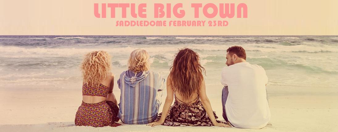 Get WILD at Little Big Town!