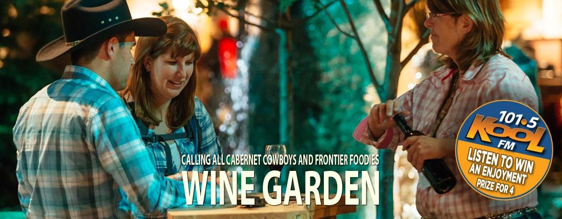 Wine Garden Enjoyment Pack
