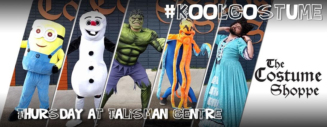 #KooLCostume and the Costume Shoppe