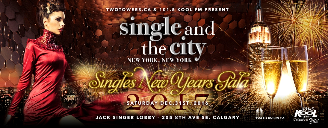 Singles New Years Eve Gala
