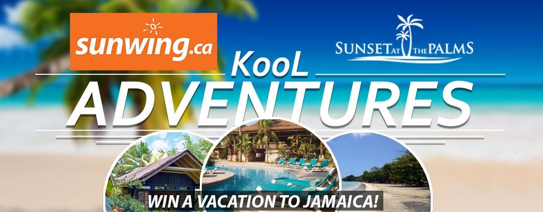 KooL Adventures! Win a Trip to Jamaica