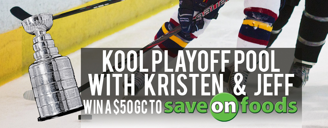 KooL Playoff Pool with Kristen and Jeff