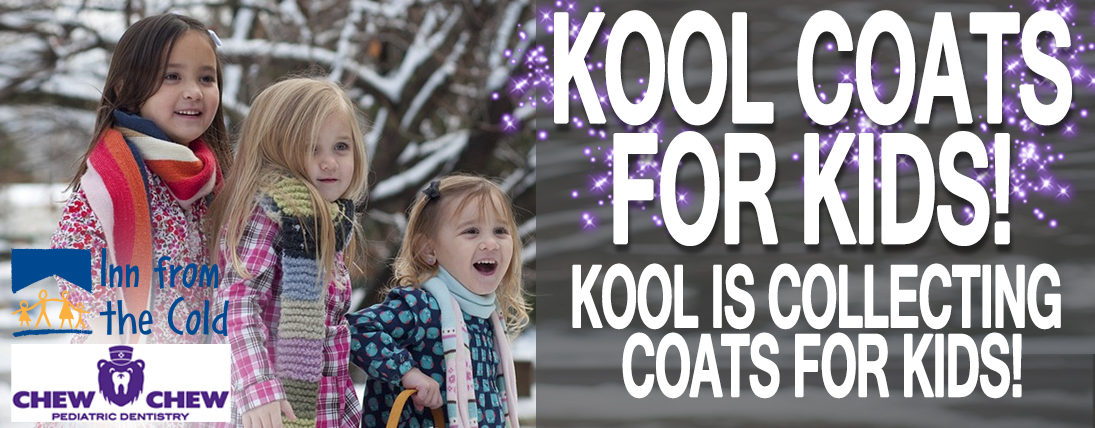 Coats for Kids!