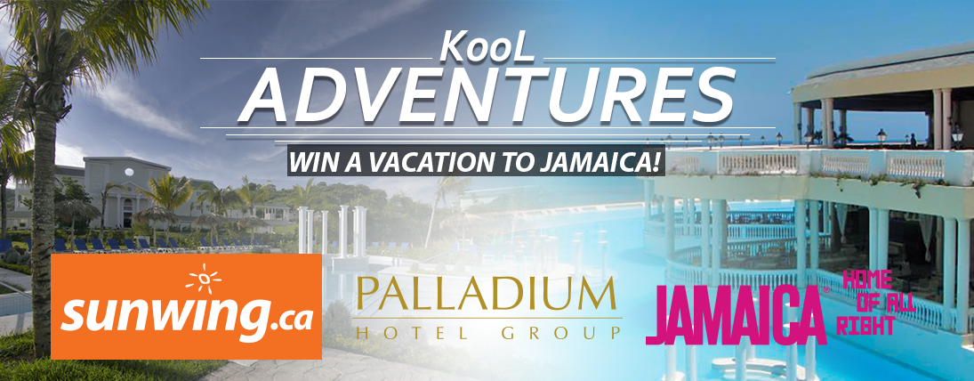 KooL Adventures Sunwing to Jamaica!
