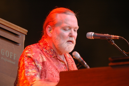 Gregg Allman Returns After Cancelling Numerous Shows Due to Illness