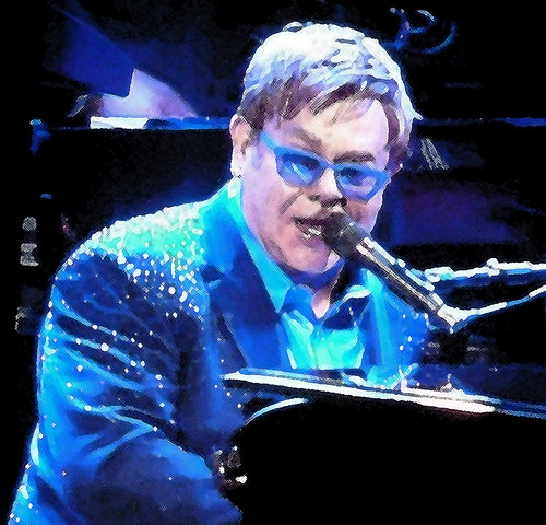Elton John Raises Over $3 Million for His AIDS Foundation