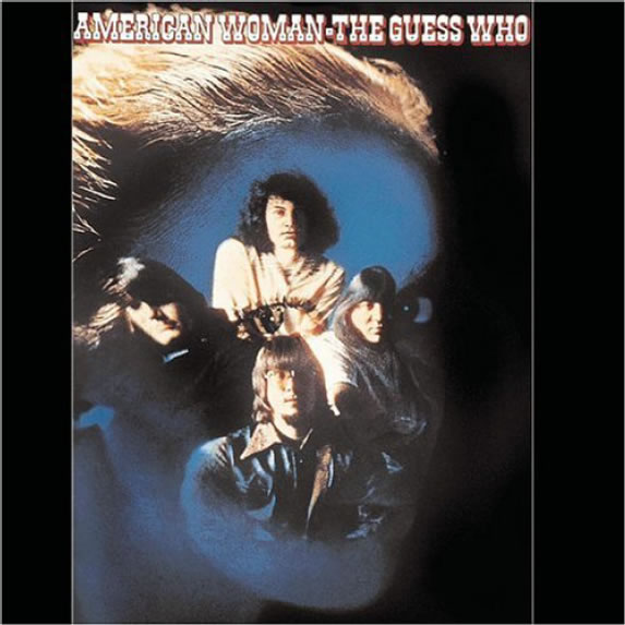 Artist of the Month - The Guess Who