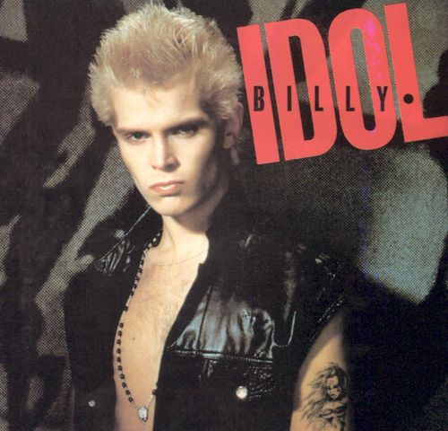 Artist of the Month - Billy Idol