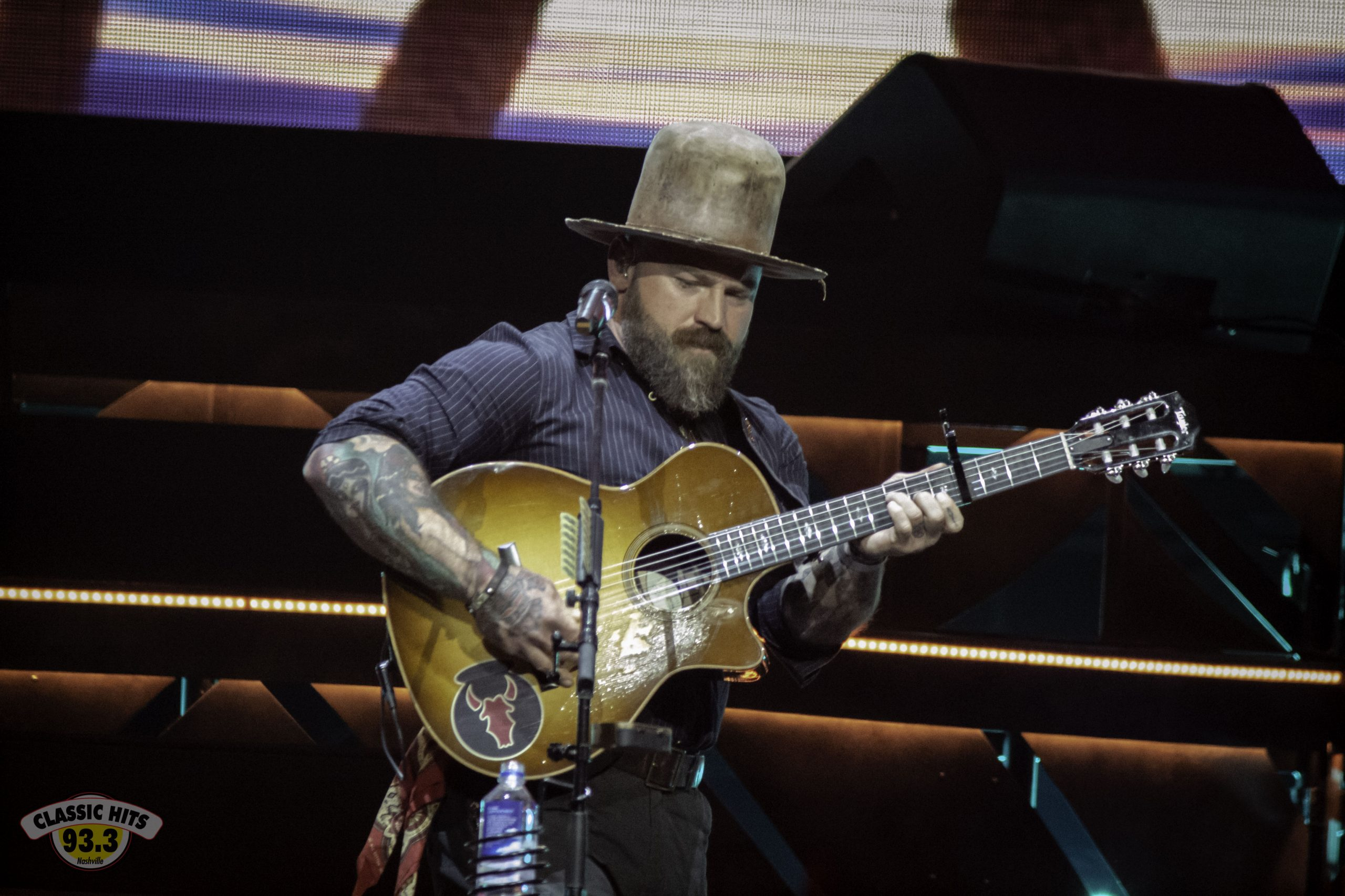 Zac Brown Band at Bridgestone Arena | 93 3 Classic Hits