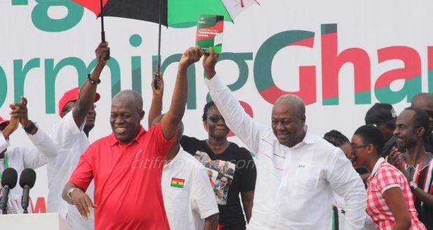 NDC slogan should be 'deforming Ghana, deforming lives' – NPP