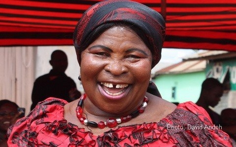 The Time Has Come For Me To Be President – Akua Donkor