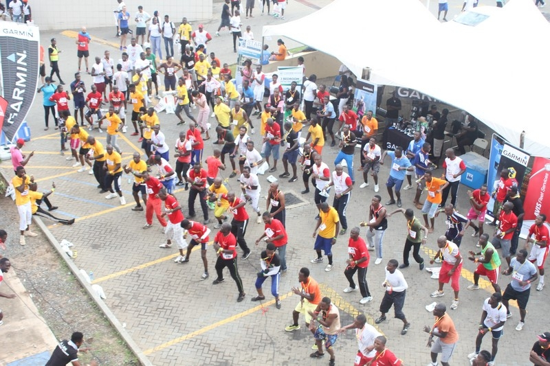 Videos & Photos; Everything that happened at e.TV's Corporate Run