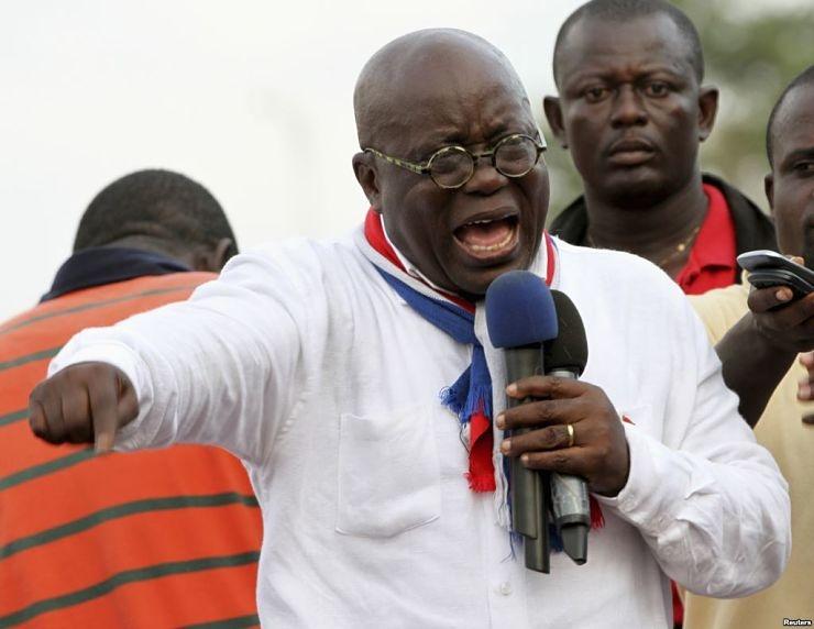 Mahama is the biggest threat to Ghana's future - Akufo-Addo