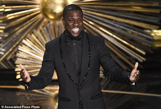 Kevin Hart is highest-paid comedian