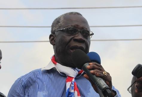 President Mahama lacks ideas – Osafo-Maafo