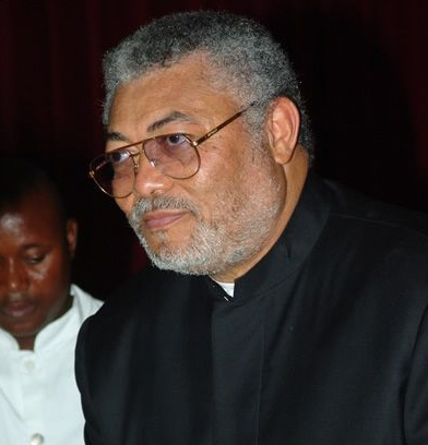 I have nothing against Rawlings - GCPP Leader