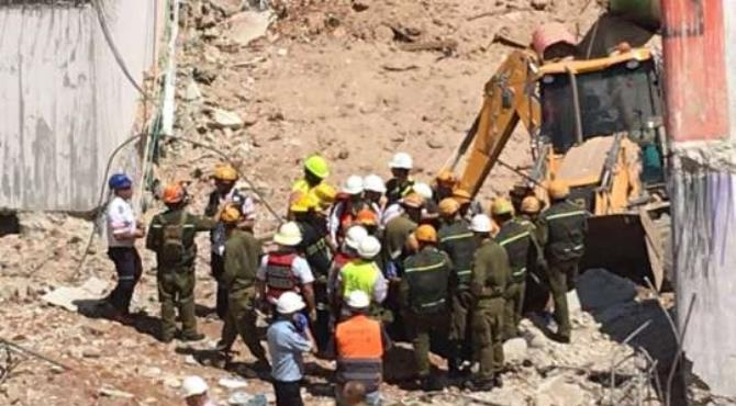 Death toll in Tel Aviv construction site accident rises to four
