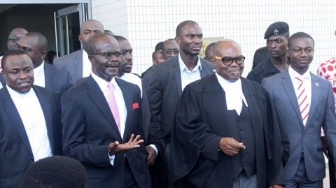 Nduom, EC square off in court - Ruling on Friday