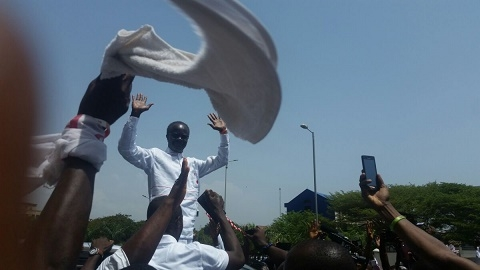 High court rules in Nduom's favour; EC to reverse disqualification