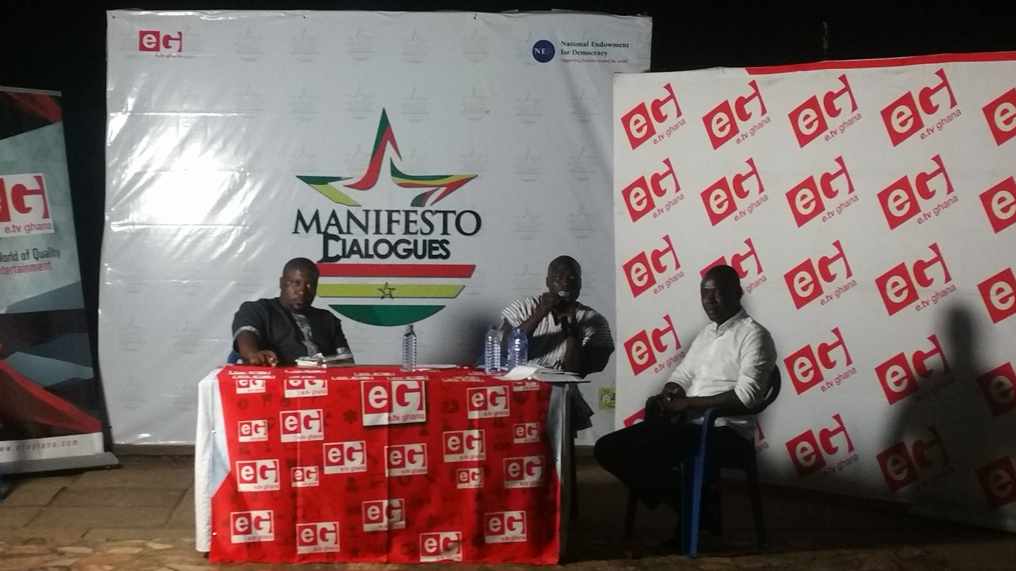 #ManifestoDialogue: CPP To Reject IMF and World Bank Policies if voted into Power