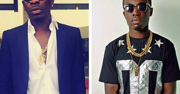Criss Waddle Just Wished Shatta Wale A Happy Birthday BUT What He Wrote Caught Our Attention