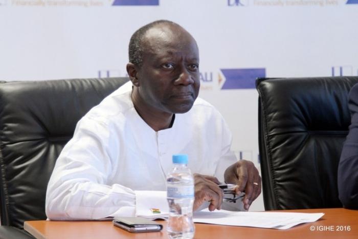 NPP not broke; money won't win the elections - Ken Ofori-Atta