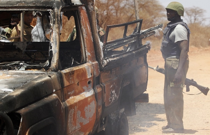 Six killed in suspected Islamist attack in Kenya - regional governor