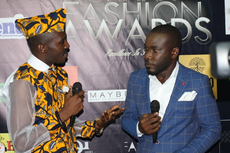 Live Tweets: Ghana Fashion Awards 2016