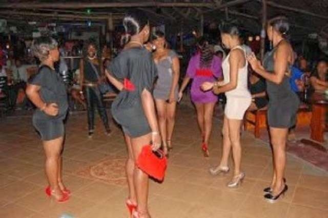 Accra sex party organisers arrested